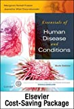 img - for Essentials of Human Diseases and Conditions - Text and Workbook Package, 6e book / textbook / text book