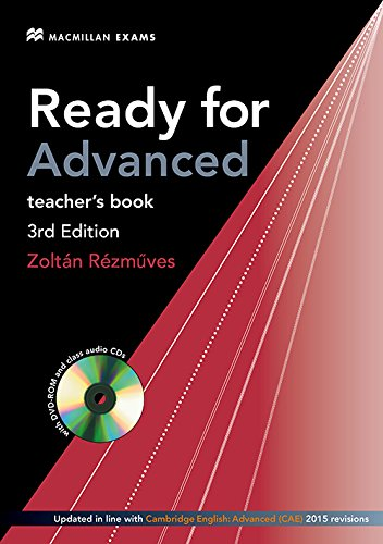 Ready for Advanced 3rd Edition Teacher's Book Pack