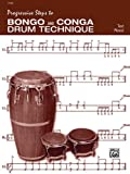 Progressive Steps to Bongo and Conga Drum Technique (0739013300) by Reed