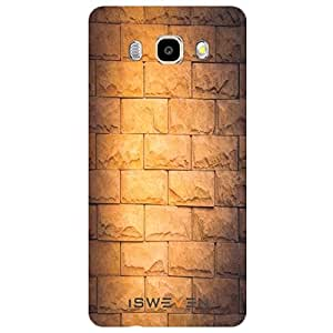 iSweven Luxurious Printed high Quality Focus Design Back case cover for Samsung Galaxy J5 (2016) j51285
