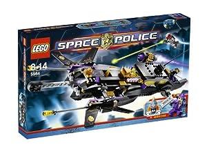 Lego Space Police 5984 'Lunar Limo'