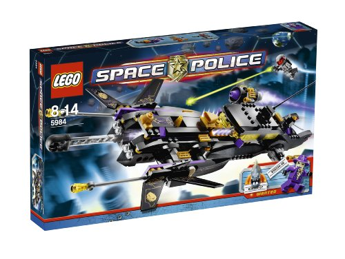 Lego Space Police 5984 'Lunar Limo'