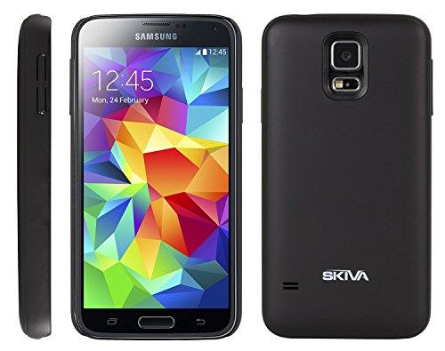Skiva Samsung Galaxy S5 Slim Battery Case (2400Mah) *With Nfc/Google Wallet* For Samsung Galaxy S5 [Ap109 Powerskin S5]- 1 Year Warranty