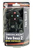 Hydra Performance® PS2 Wired Analog Controller TWINSHOCK for Sony PlayStation 2