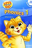 img - for Let's Go Phonics 1 with Audio CD (Book 1) book / textbook / text book
