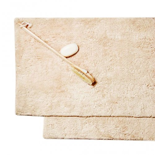 Pure Fiber Bamboo Blend Bath Rug