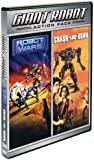 Giant Robot Action Pack: Crash And Burn / Robot Wars (Double Feature)