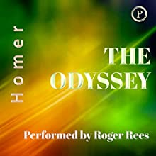 The Odyssey (       ABRIDGED) by Homer Narrated by Roger Rees
