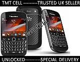 BlackBerry Bold 9900 - Unlocked Smartphone - Black