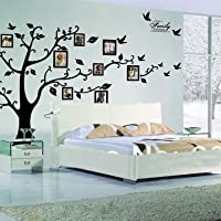 HUGE XXL- Picture Frame Tree Wall Dec…