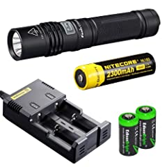 Fenix E35 Ultimate Edition 900 (E35UE) Lumen CREE XM-L2 U2 LED Flashlight with... by Fenix