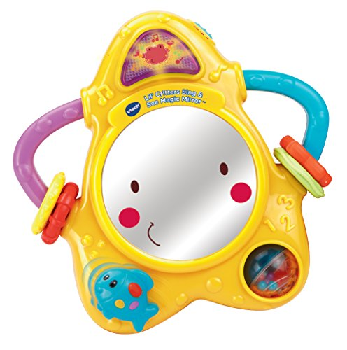 VTech Baby Lil' Critters Sing and See Magic Mirror - 1