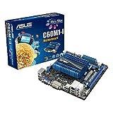 ASUSTek社製 AMD Fusion APU C-60 1.0GHz (dual core) Processorオンボード Mini-ITXマザ-ボ-ド C60M1-I