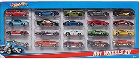 Mattel H7045 Hot Wheels 20 Car Gift Pack
