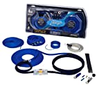NEW STINGER SK6641 1750W 4 Gauge Ga Car Amp/Amplifier Installation Wiring Kit