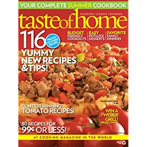 4yr Taste of Home Subscription
