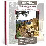 SMARTBOX - Coffret Cadeau - Week-end gourmand en amoureux