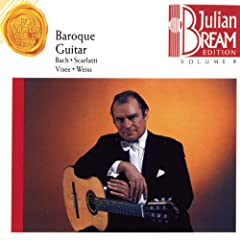 Bream Collection Vol. 9 - Baroque Guitar