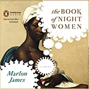 The Book of Night Women   [Marlon James]