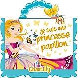 Princesses Lili Chantilly - Je suis une princesse papillon