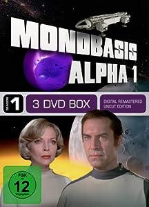 Mondbasis Alpha 1 - Season 1 (Uncut, Vol.1-3, Folge 1-12) [3 DVDs]
