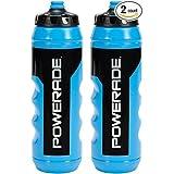 Powerade Squeeze Water Bottle, 32 oz., 2 Piece