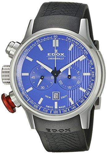 Edox Chronorally reloj hombre Chronorally 10302 3 BUIN