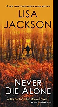Never Die Alone by Lisa Jackson ebook deal