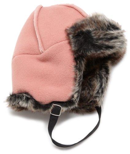66 Degrees North Unisex Child Magni Hat (Pink , 1)