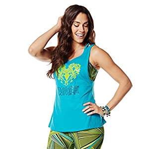 Zumba Fitness Women's Love Me or Loose Me Tank Top
