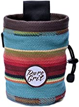 Pure Grit Sundance Chalk Bag USA made with Belt