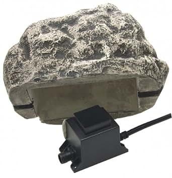 Heitronic Transformatorabdeckung Rock HEI-36292