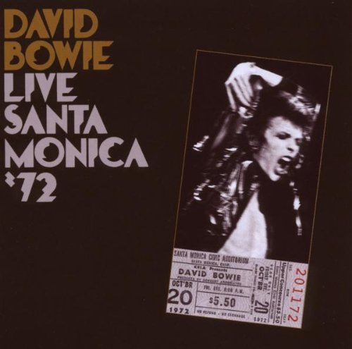 David Bowie - Live Santa Monica