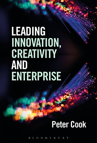 Leading Innovation, Creativity and Enterprise
