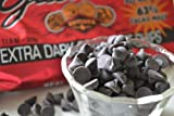 Guittard-Extra Dark Chocolate Chips,11.5oz Bags(Pack of 6)