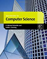 Invitation to Computer Science, 6th Edition Front Cover