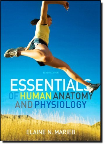 Essentials Of Human Anatomy And Physiology With Essentials Of Interactive Physiology Cd-Rom (10Th Edition) By Marieb, Elaine N. (2010) Paperback