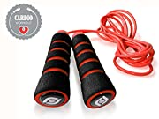 Limm Jump Rope - Perfect for All Experience Levels, Cardio, Cross Fitness and More - Easily Adjustable - Best Exercise for Weight-Loss & Heart Health - Bonus eBook - Start Enjoying The Comfort Today!