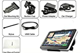 Xinda 7 inch Car GPS Windows CE 6.0 4GB HD Screen Navigation System Navigator