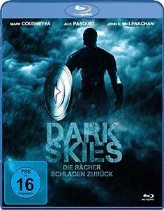 Dark Skies - Die Rächer schlagen zurück [Blu-ray]