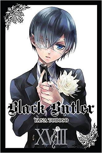 Black Butler, Vol. 18