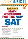 Math Workbook for the New SAT (Barron's SAT Math Workbook)