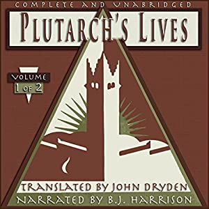 Plutarch's Lives, Volume 1 of 2 | [Plutarch]