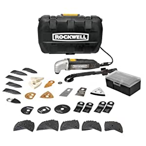 Rockwell RK5108K SoniCrafter 100-Piece Super Professional Kit
