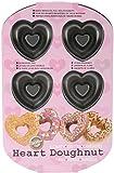 2 X Wilton Nonstick 6-Cavity Donut Pan