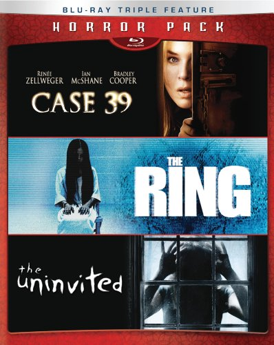 Horror Pack: Ring/Case 39/Uninvited (BD) [Blu-ray]