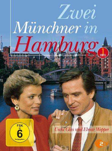 Zwei Münchner in Hamburg - Staffel 1 [4 DVDs]