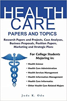 Health care thesis