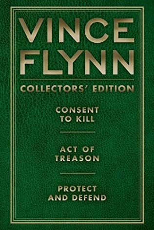 book cover of Vince Flynn Collectors\' Edition 3