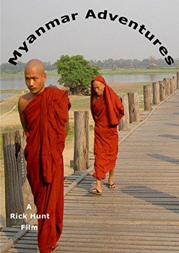 Myanmar Adventures on Amazon Prime Video UK